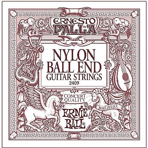 Ernesto Palla Ball End Nylon Classical Acoustic Strings : Ernie Ball