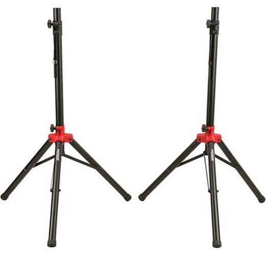 069-9018-000 Compact Speaker Stands w/ Bag : Fender