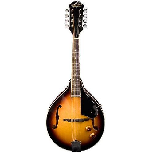 OM10ETS A-style Acoustic Electric Mandolin : Oscar Schmidt