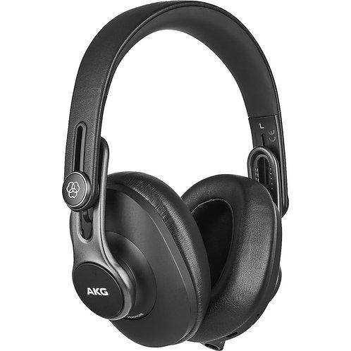 K371-BT  Professional Bluetooth Closed-Back Studio Headphones : AKG
