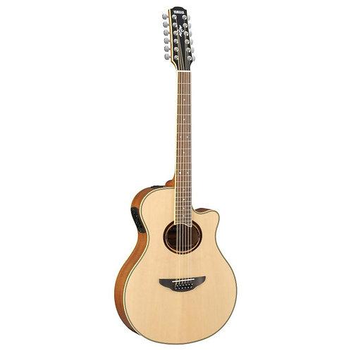 APX700II-12 Thinline 12-String Cutaway Acoustic-Electric Guitar : Yam