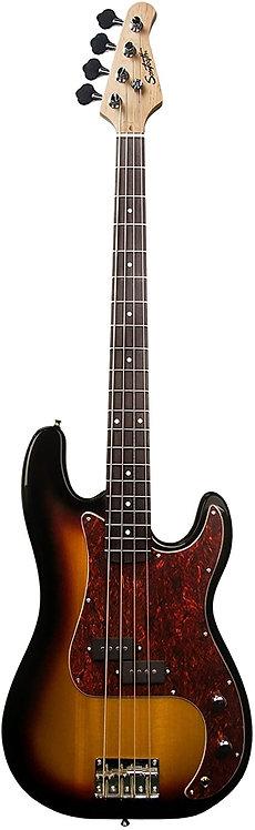 ST-PB-VBT P-Bass Vintage Burst : Sawtooth