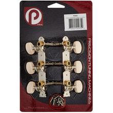 Classic Slot head Tuners Plastic Buttons : Ping