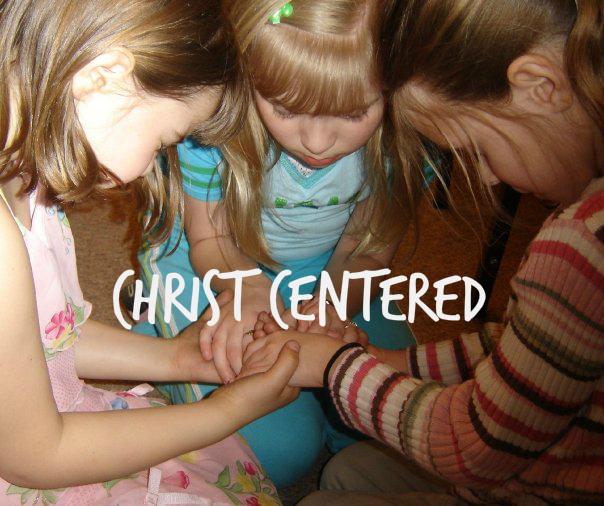 praying kids
