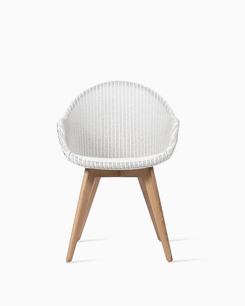 Avril HB Dining Chair Oak Base