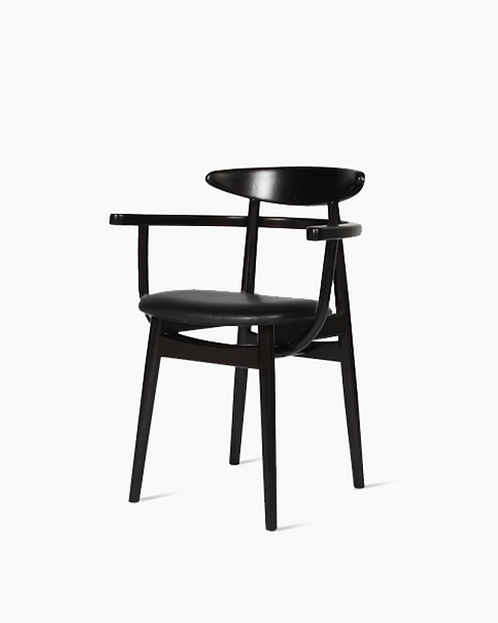 Teo Dining Armchair Upholstered