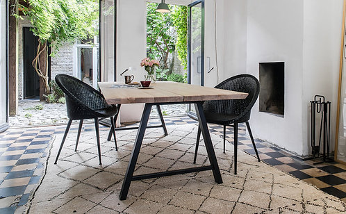 Albert Dining Table A Base