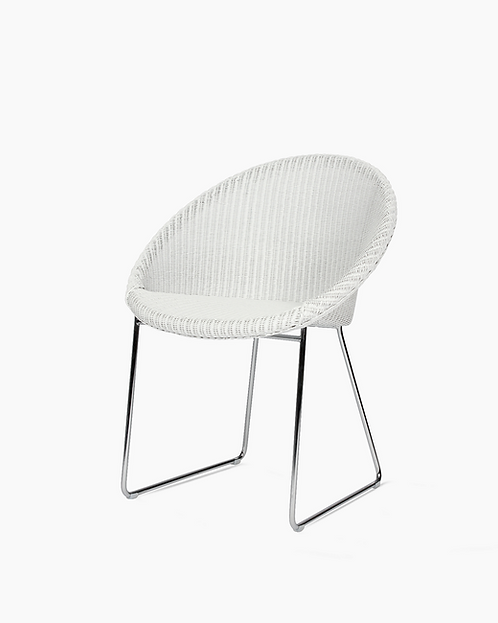 Gigi Dining Chair Sled Base