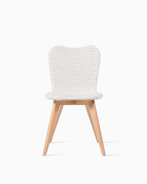 Lily Dining Chair Oak Base