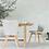Thumbnail: Lena Dining Chair Teak Base