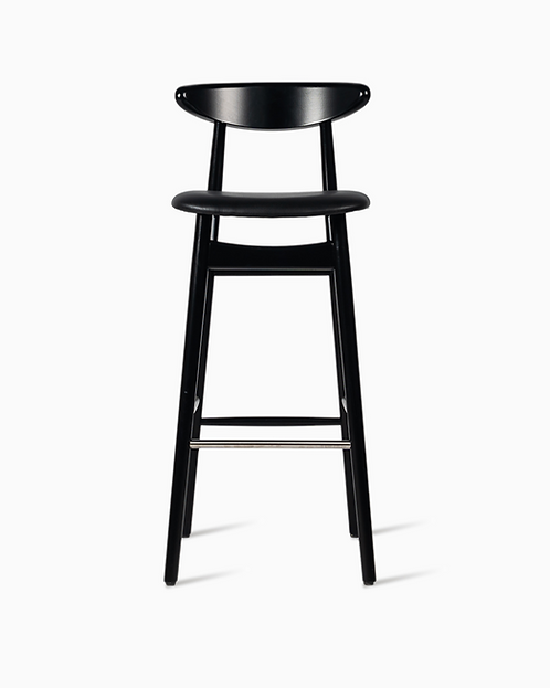 Teo Bar Stool Upholstered