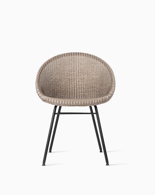 Joe Dining Chair Steel A Base