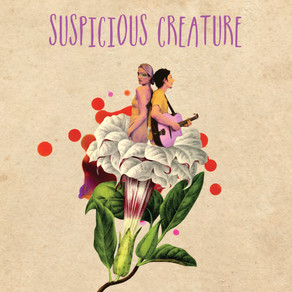 Who allures you? A Psychedelic Swing song that tells the tale of a Suspicious Creature.