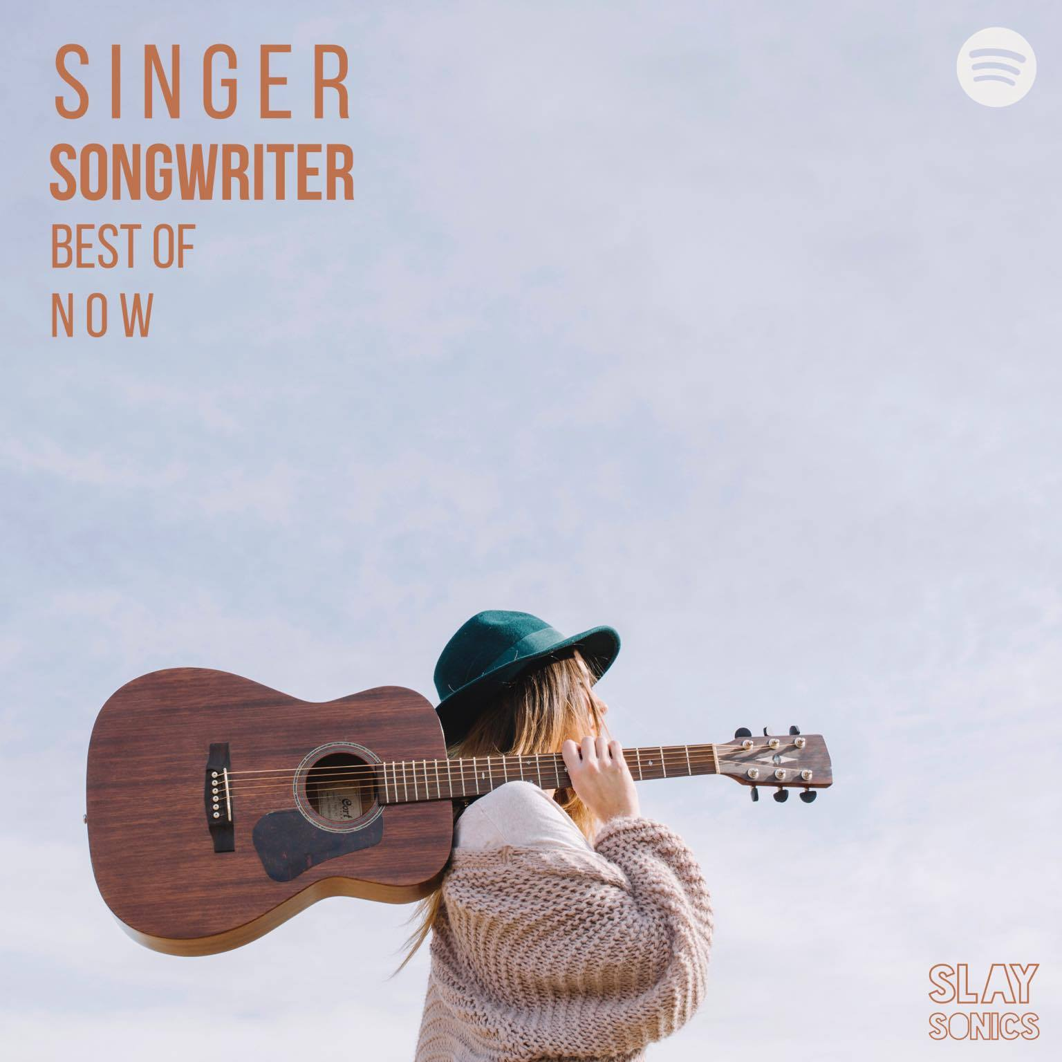 Spotify Singer Songwriter playlist