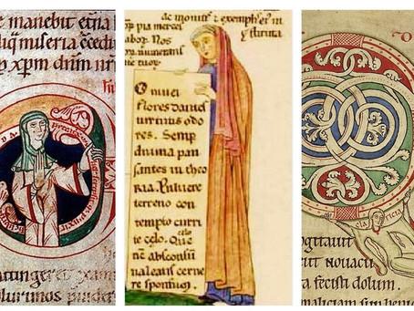 Billet 3 – Moyen Âge – partie II - autoportraits