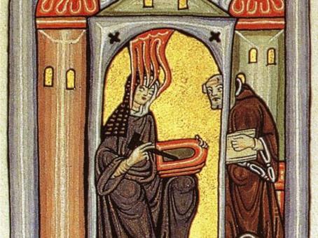 Billet 5 - Moyen Âge - Hildegarde de Bingen - partie I