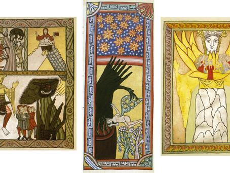 Billet 6 – Moyen Âge – Hildegarde de Bingen – partie II