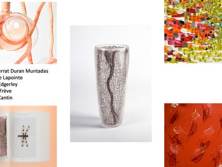 Conférence sur les femmes artistes en verre contemporain