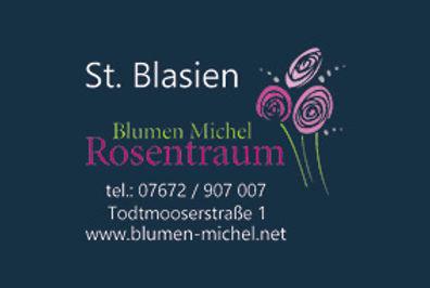 Blumen Michel - Rosentraum