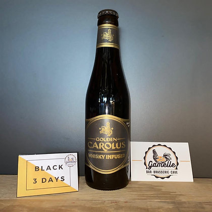 Gouden Carolus - Whisky Infused