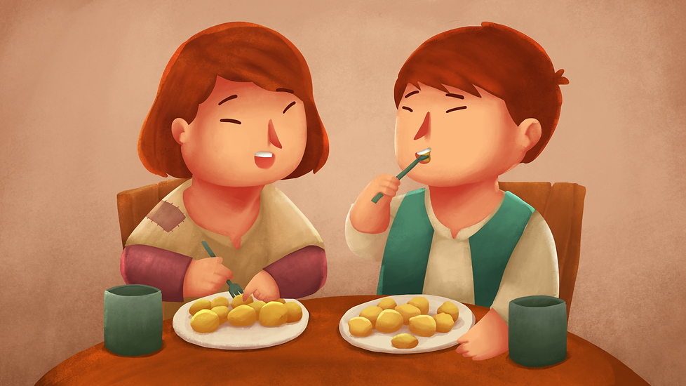 10. They eat potato happly (2).png