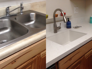 I'll Do the Dishes! Upgrading the Kitchen Sink