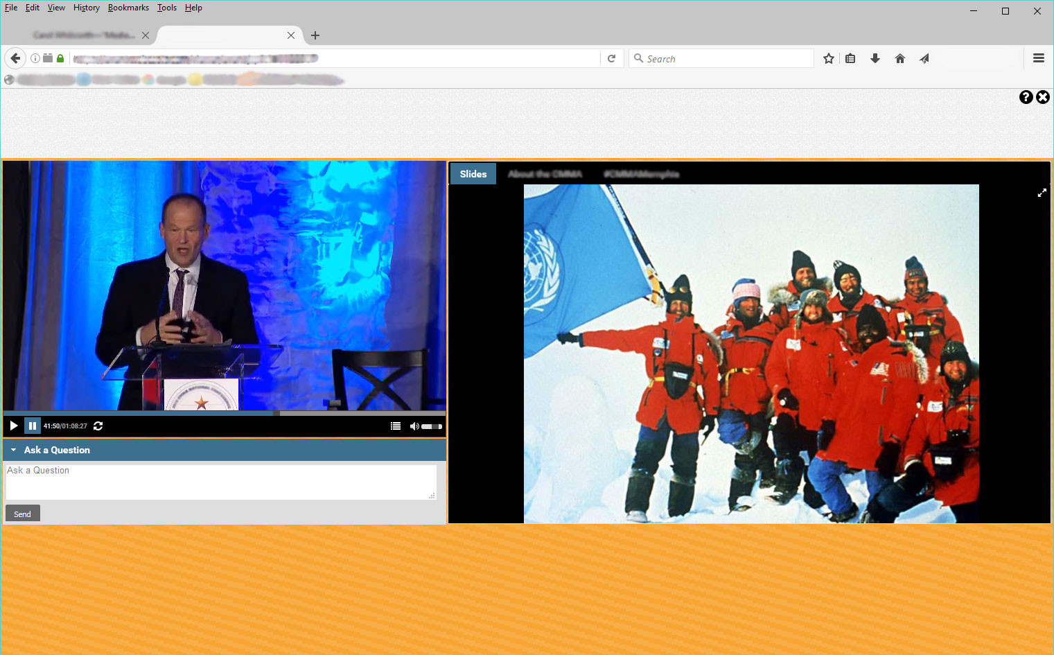 Webcast Keynote Presentation