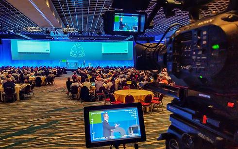 Orlando camera crews for live stream events