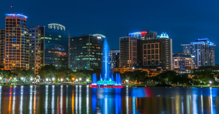 Orlando's Lake Eola Park