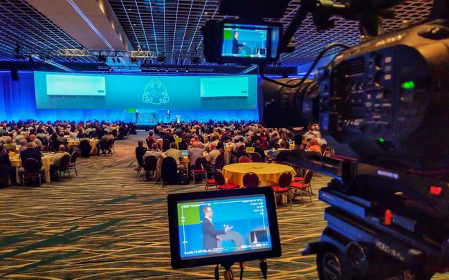 Keynote webcast