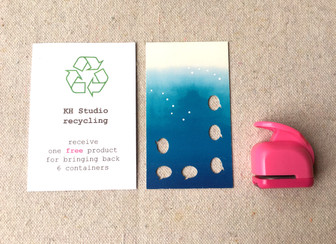 khstudio product recycle at Fishcake continue :)