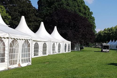 Stellplatz für eigenes Zelt 4x4 Meter