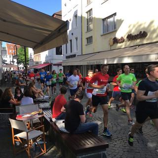 Durch das Herz von Saarbrücken