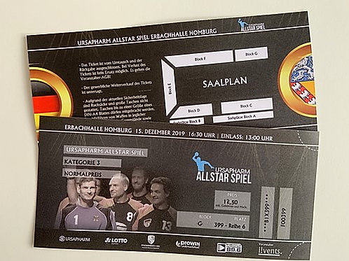 Ticket Kategorie 3