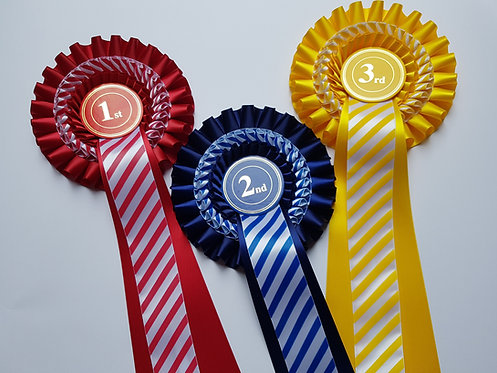 3 Tier Candy Rosettes
