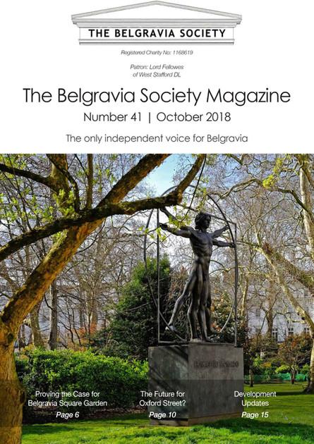 Belgravia Society Magazine_No41_October_
