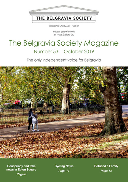 Belgravia Society Magazine_No53_October_