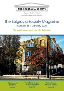 Belgravia Society Magazine_No56_January_