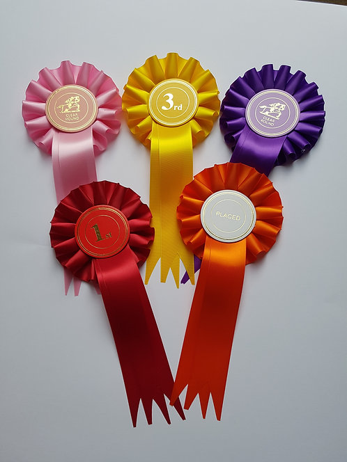 1 Tier Ashton Rosettes