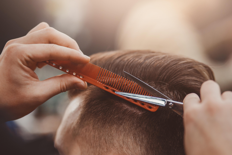 Men's Dry Cut