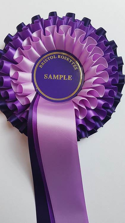 3 Tier Ashton Rosettes