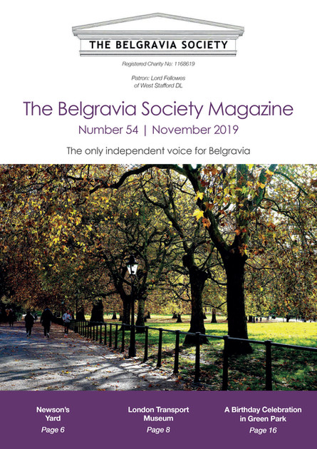 Belgravia Society Magazine_No54_November