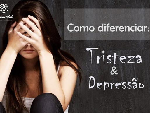 Como diferenciar: Tristeza & Depressão