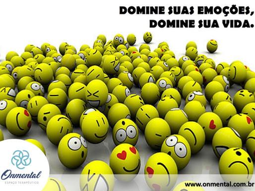 Domine suas emoções, domine sua vida.