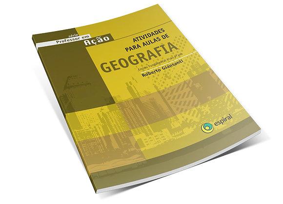 Atividades para aula de Geografia