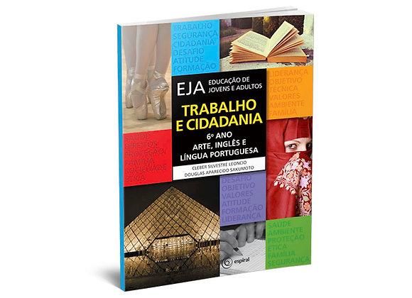 6º ano - Arte, Inglês e Língua Portuguesa
