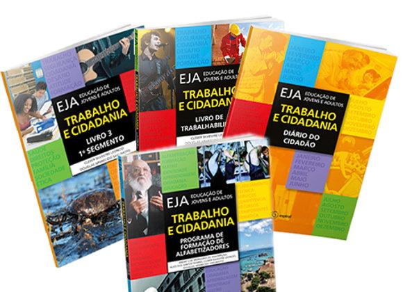 KIT Professor EJA 1º Segmento - Livro 3