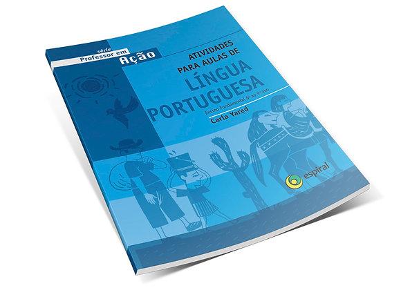Atividades para aula de Língua Portuguesa