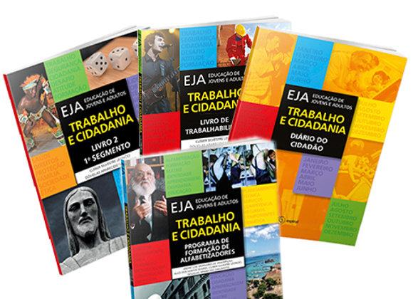 KIT Professor EJA 1º Segmento - Livro 2