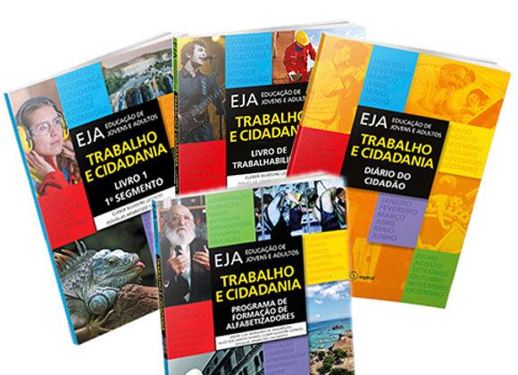 KIT Professor EJA 1º Segmento - Livro 1
